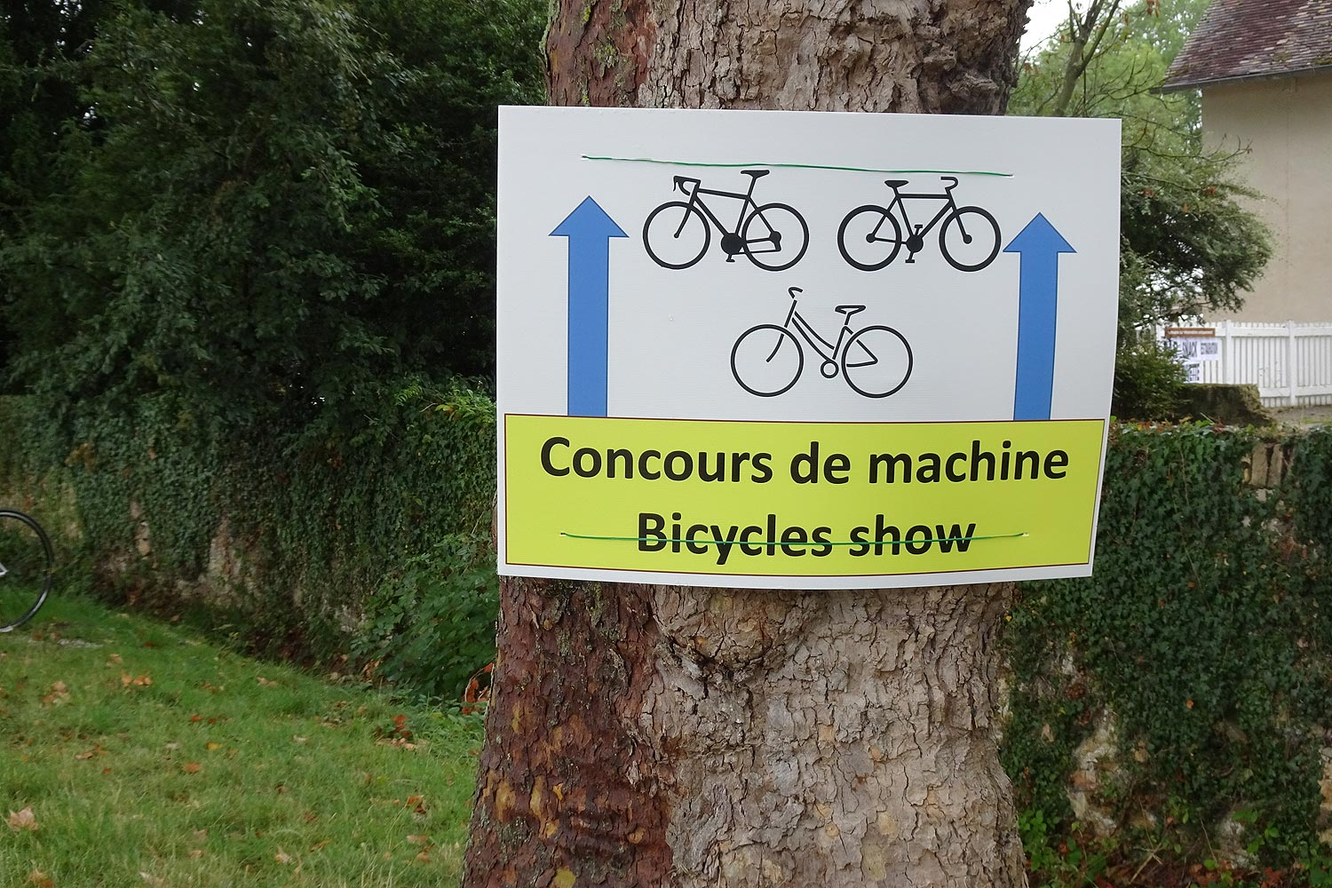 Le Concours de Machines 2019 - photo Bike Café