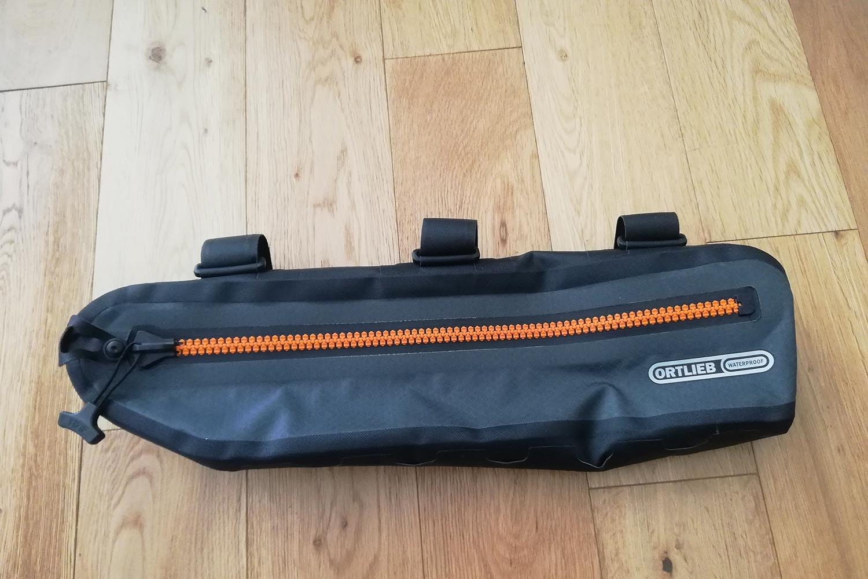 Bagagerie bikepacking Ortlieb