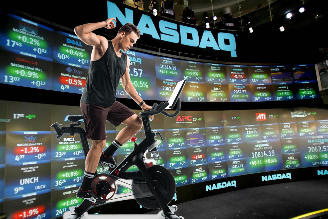Peloton et cyclisme virtuel