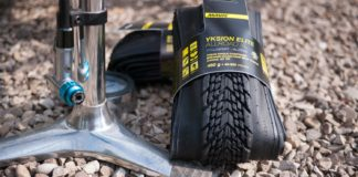 Test des pneus Mavic Yksion Allroad XL