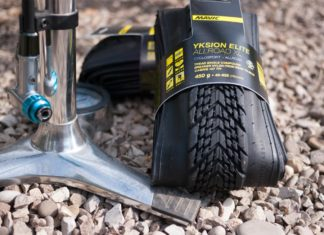 Test des pneus Mavic Yksion Allroad XL