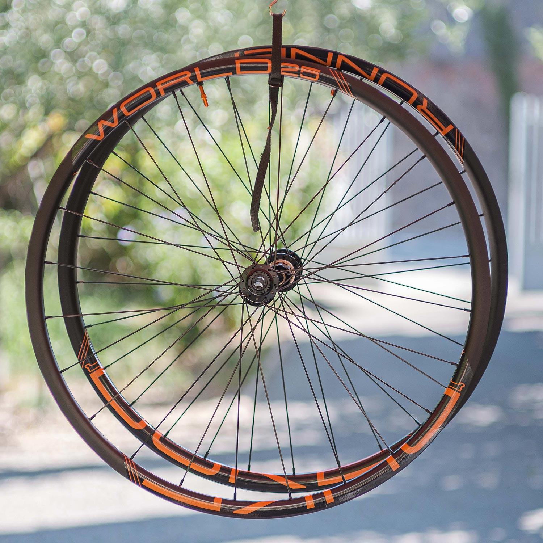 Test des roues gravel Duke