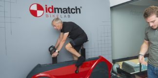Test du système Idmatch Selle Italia