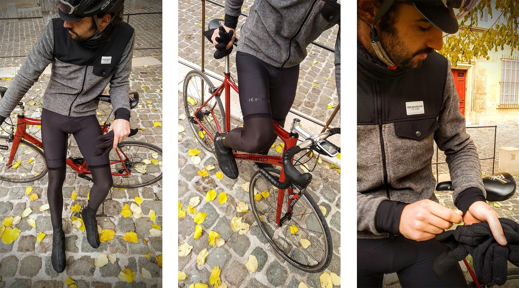 Test du maillot Alphonsine Café du cycliste