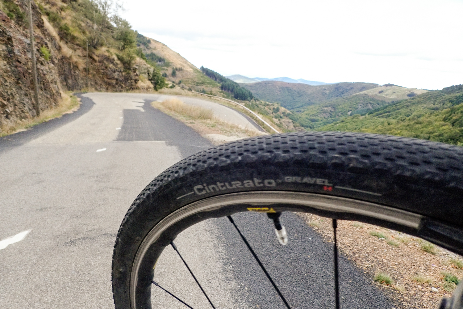 Pirelli Cinturato Gravel H Snaky road tyre tire cycling