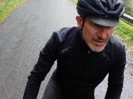 RH+ Shark cycling apparel jacket bib shoecovers