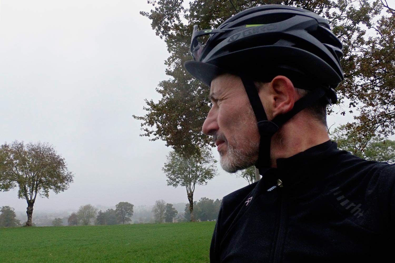 La demi saison, celle où le cycliste est tiraillé entre l'envie d'aller rouler et une météo peu conciliante - photo Dan de Rosilles