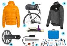 Idées cadeaux pour cyclistes
