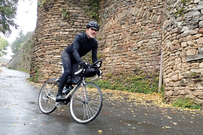 RH+ Shark cycling apparel