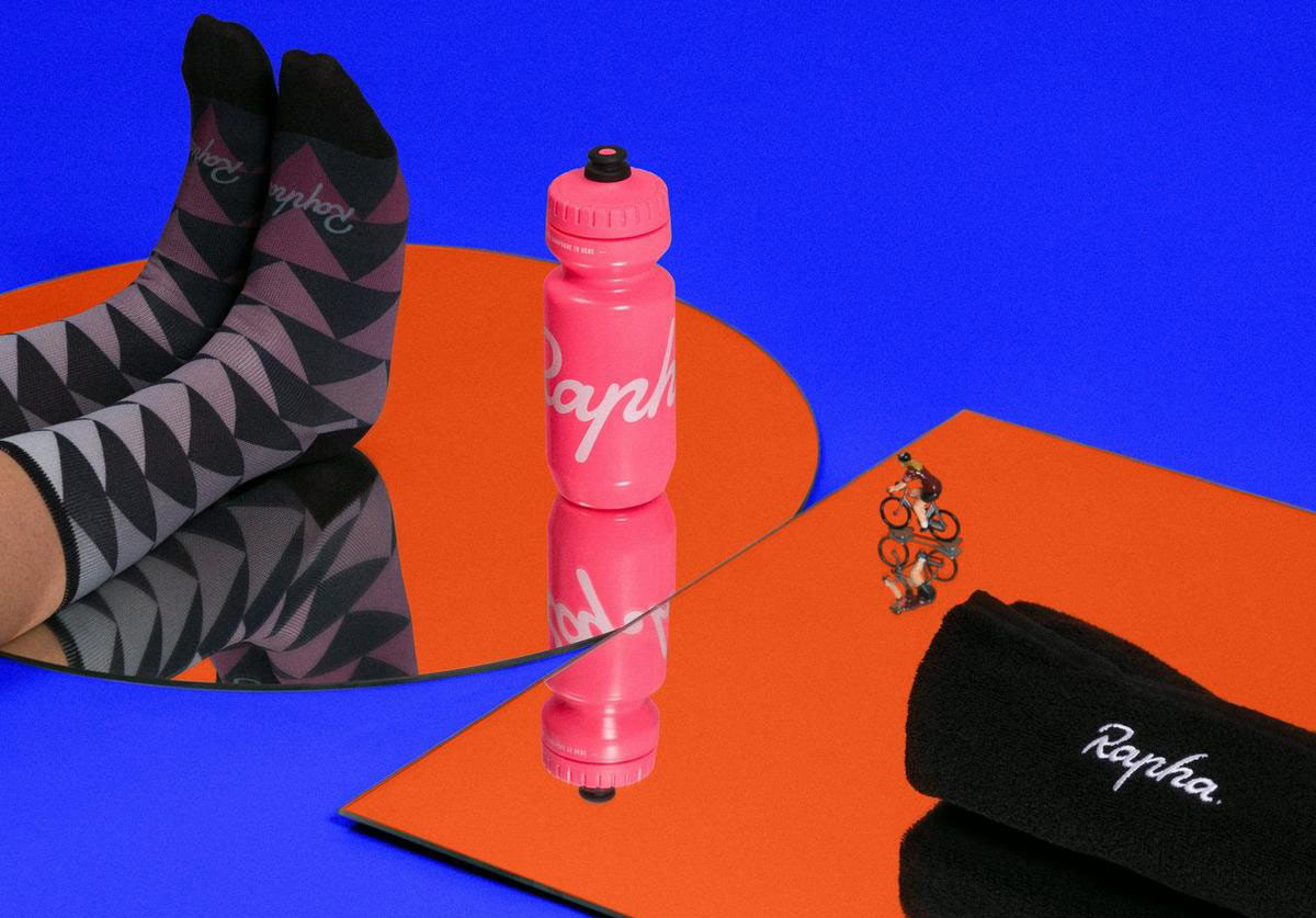 Rapha Festive 500 cycling small gifts
