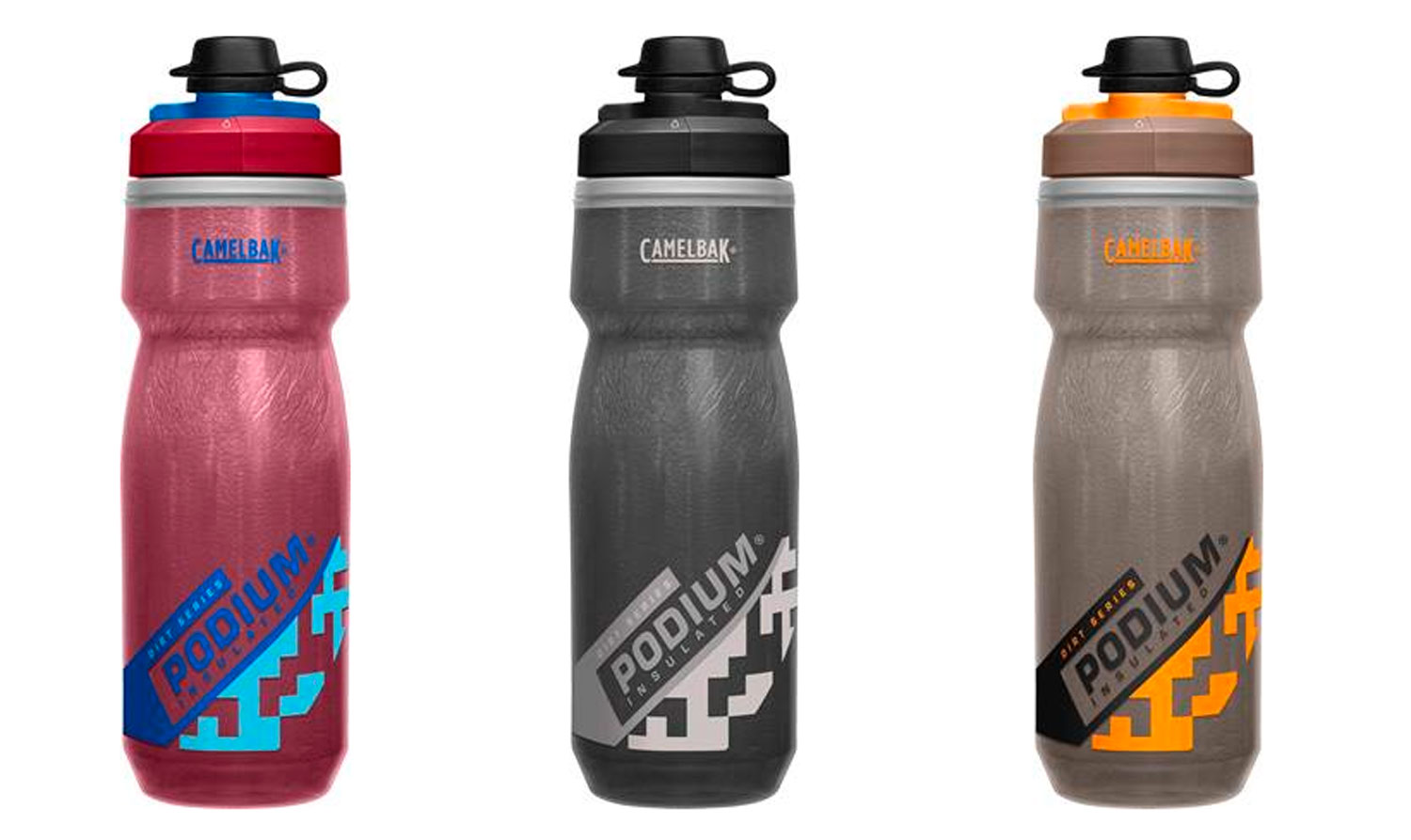 Camelbak Podium Insulated water bottle cycling