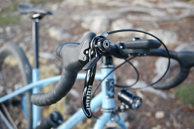 Gevenalle shifter gravel cycling monster cross