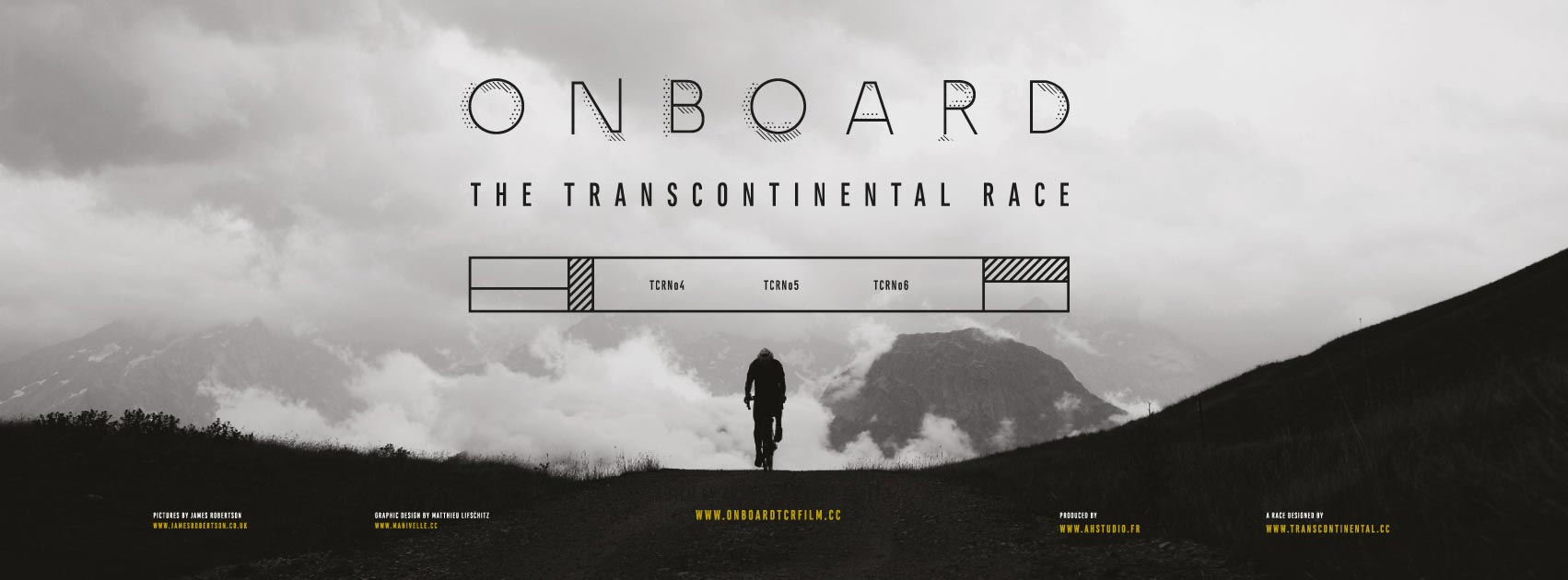 On Board, le documentaire d'Antonin Michaud-Soret sur la Transcontinental Race