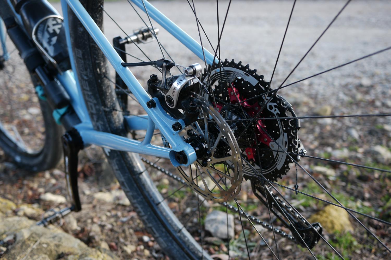TRP Spyre brakes cycling gravel monster cross hybrid bike