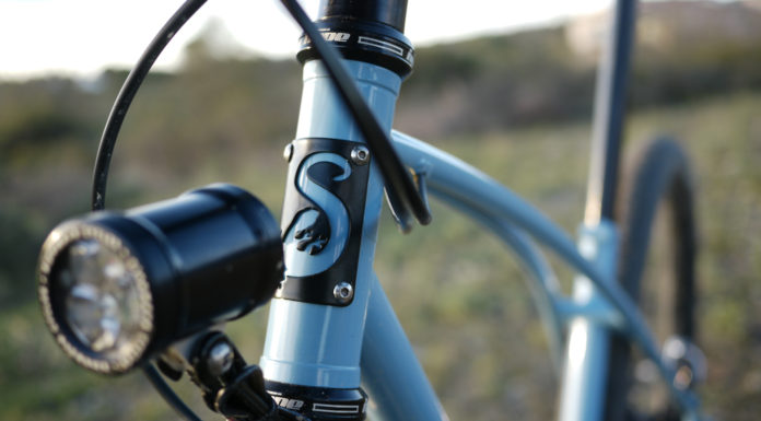 Gravel Monster cross cycling bicycle