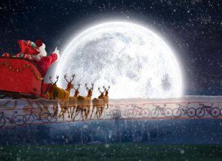 Le gravel du Père Noël