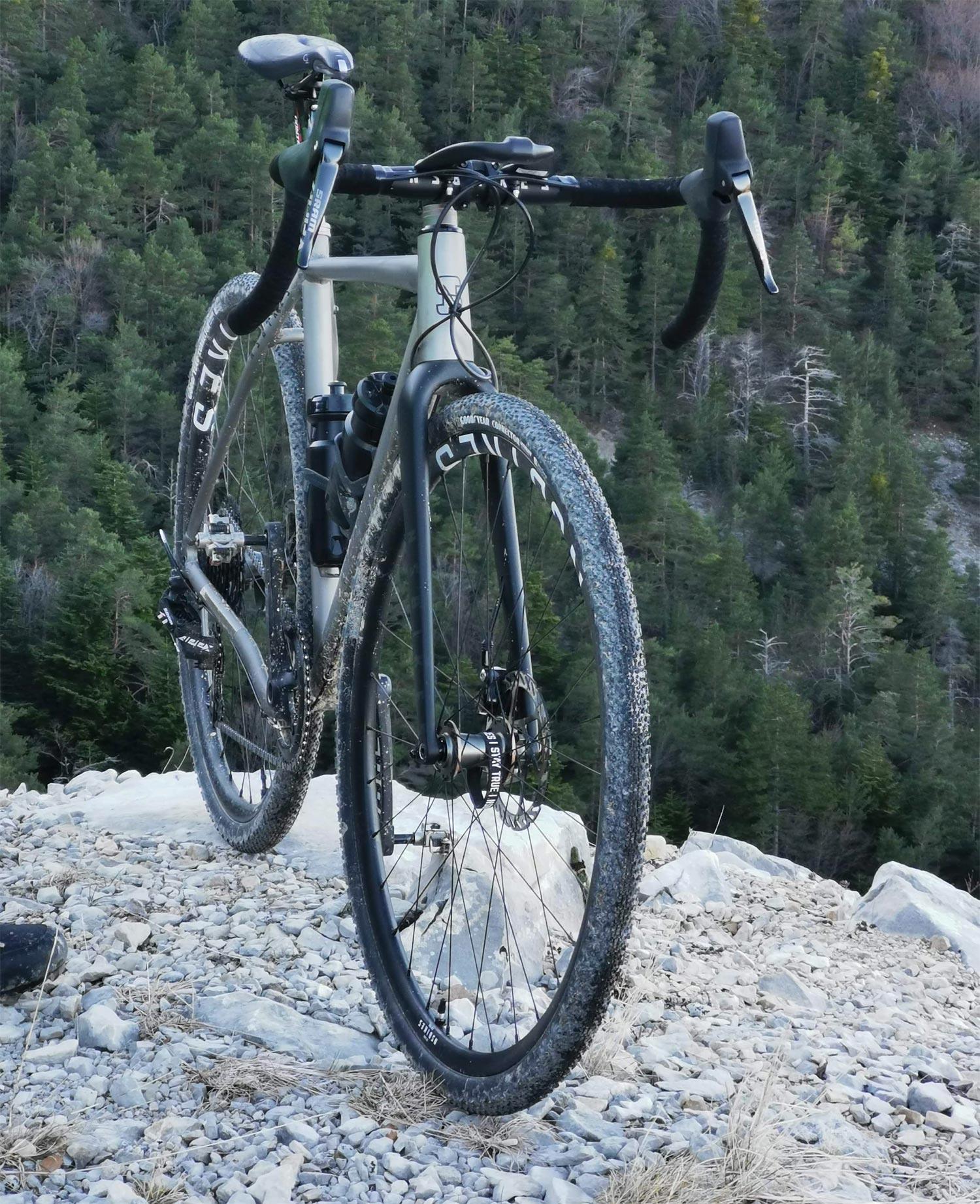 RAG +1 de NS Bikes un petit tour sur le Ventoux pour apprécier