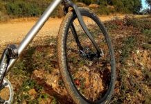 Test des pneus de gravel Continental Terra Trail
