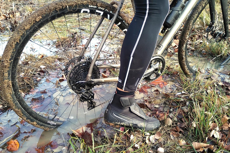Test des chaussures vélo FLR Defender