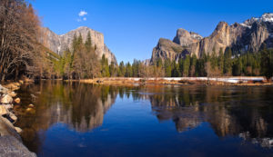 Yosemite-Panorama