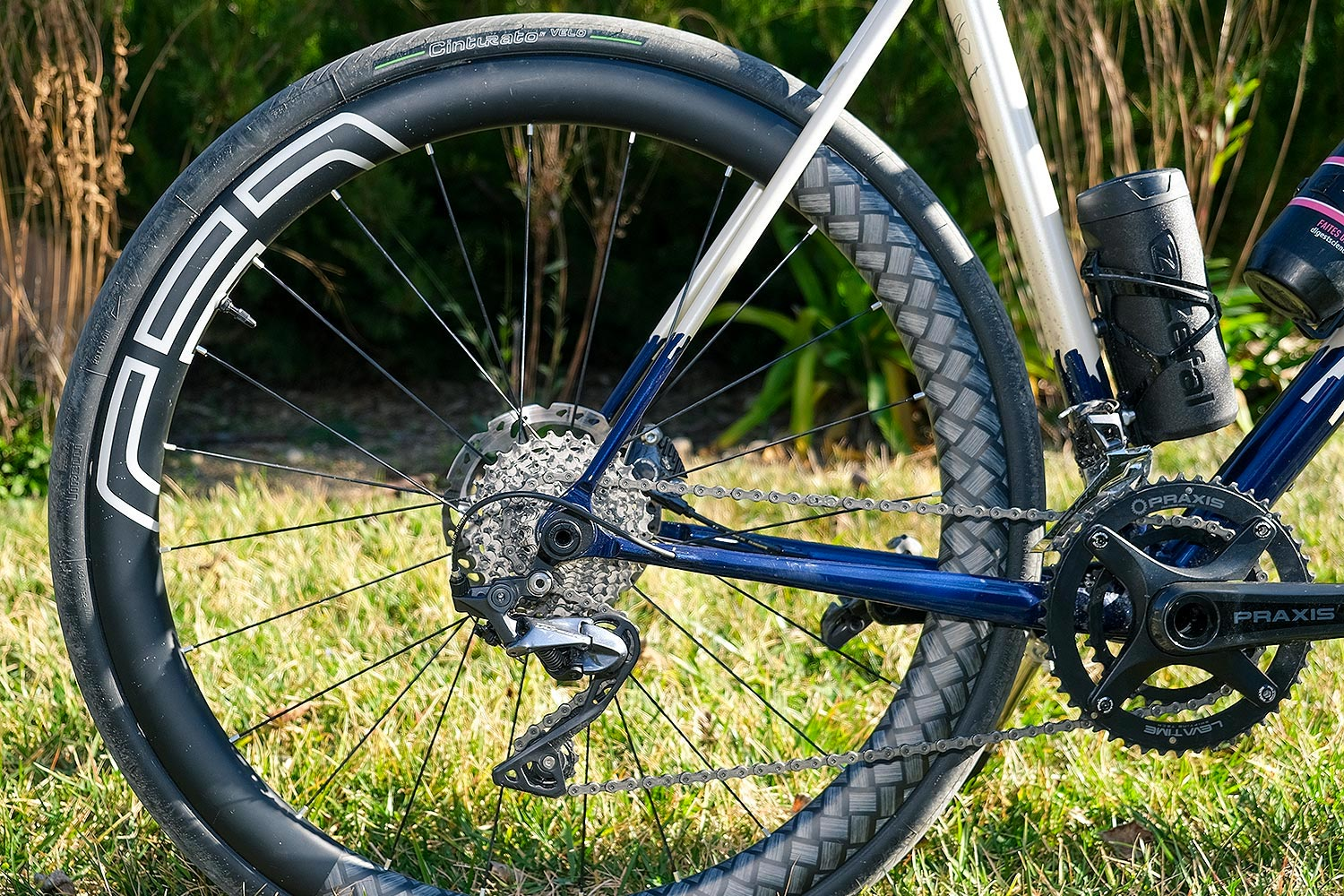 Carbon Endurance Component CEC roues Carbone/innegra - photo Philippe Aillaud