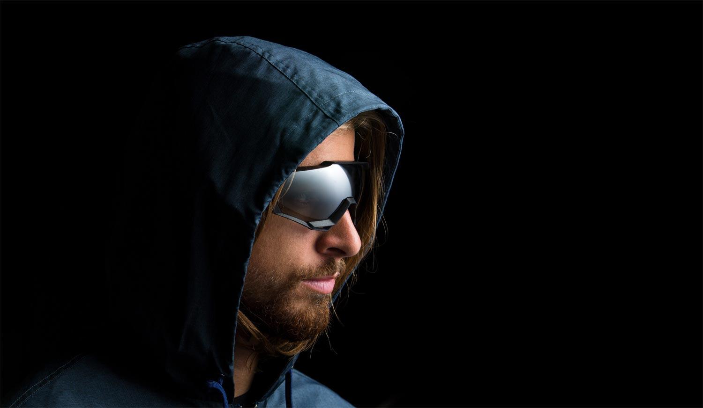 Test lunettes solaires 100%