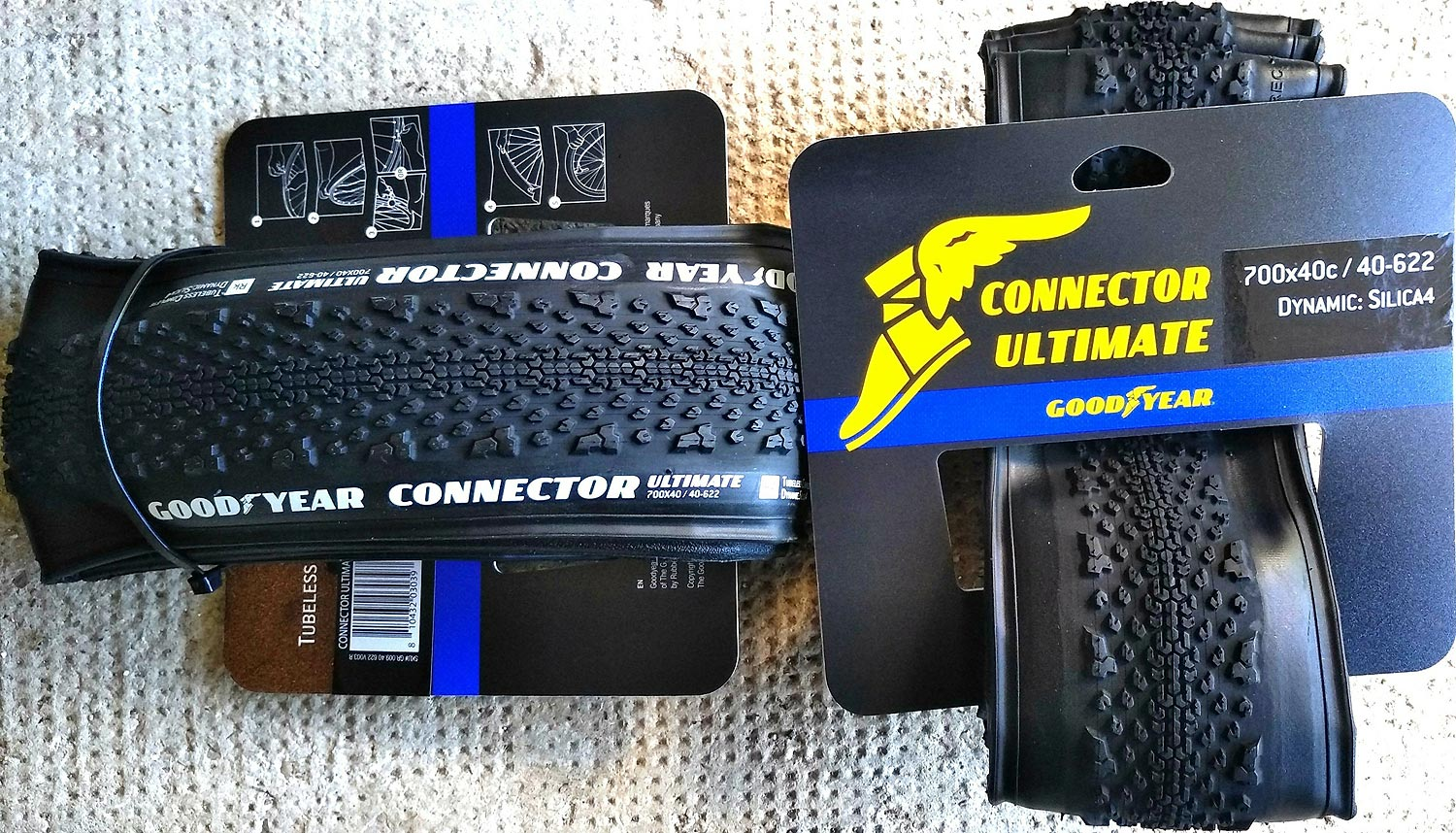 Test des pneus de gravel Gooddyear Connector Ultimate