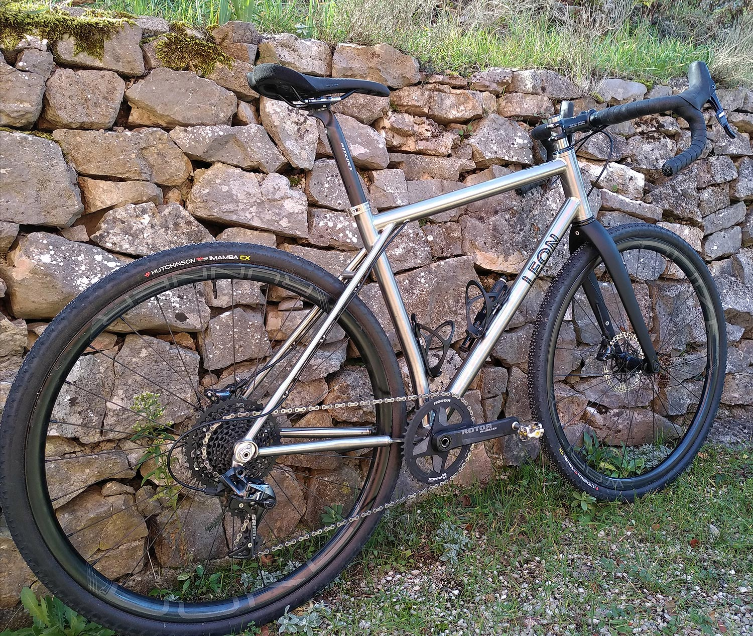 Test du GraAll Cycles LEON