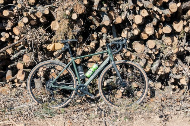 Test du Decathlon Triban GRVL 120