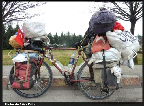 Buler ou randonner à vélo en bikepacking