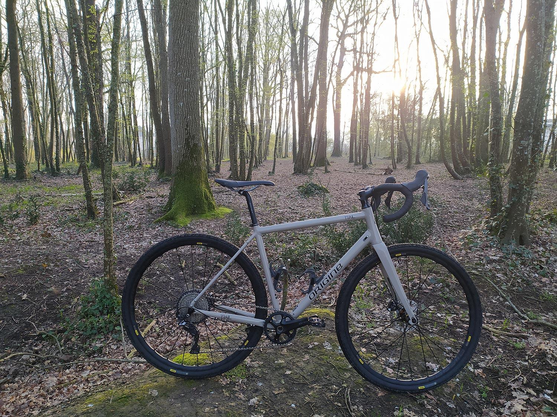 Test du gravel Trail d'Origine Cycles