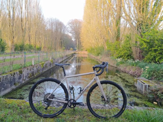 Test du gravel Trail d'Origine Cycles