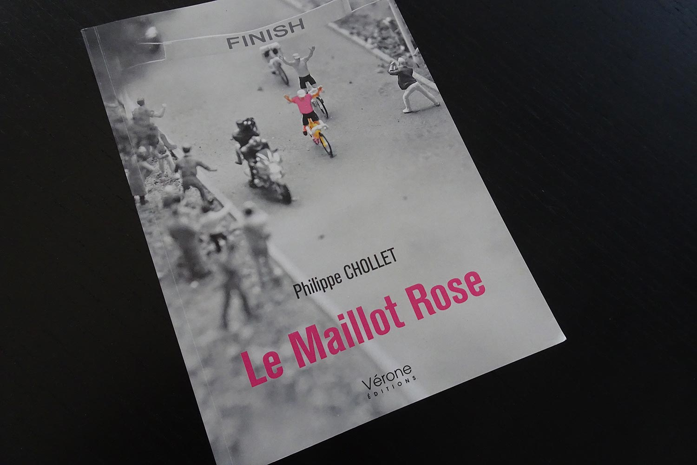Le Maillot Rose de Philippe Chollet Vérone éditions