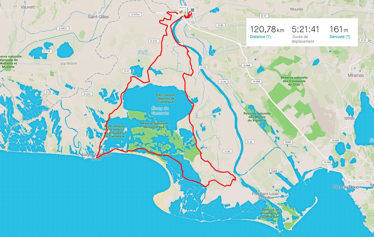 map gravel