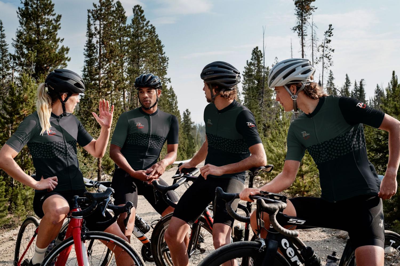 Rapha Custom cycling apparel DIY