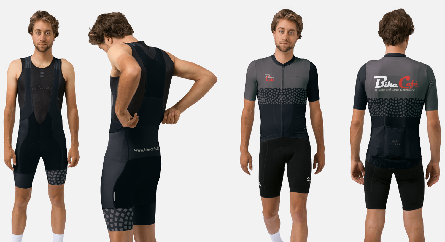 Rapha custom bike café cycling apparel