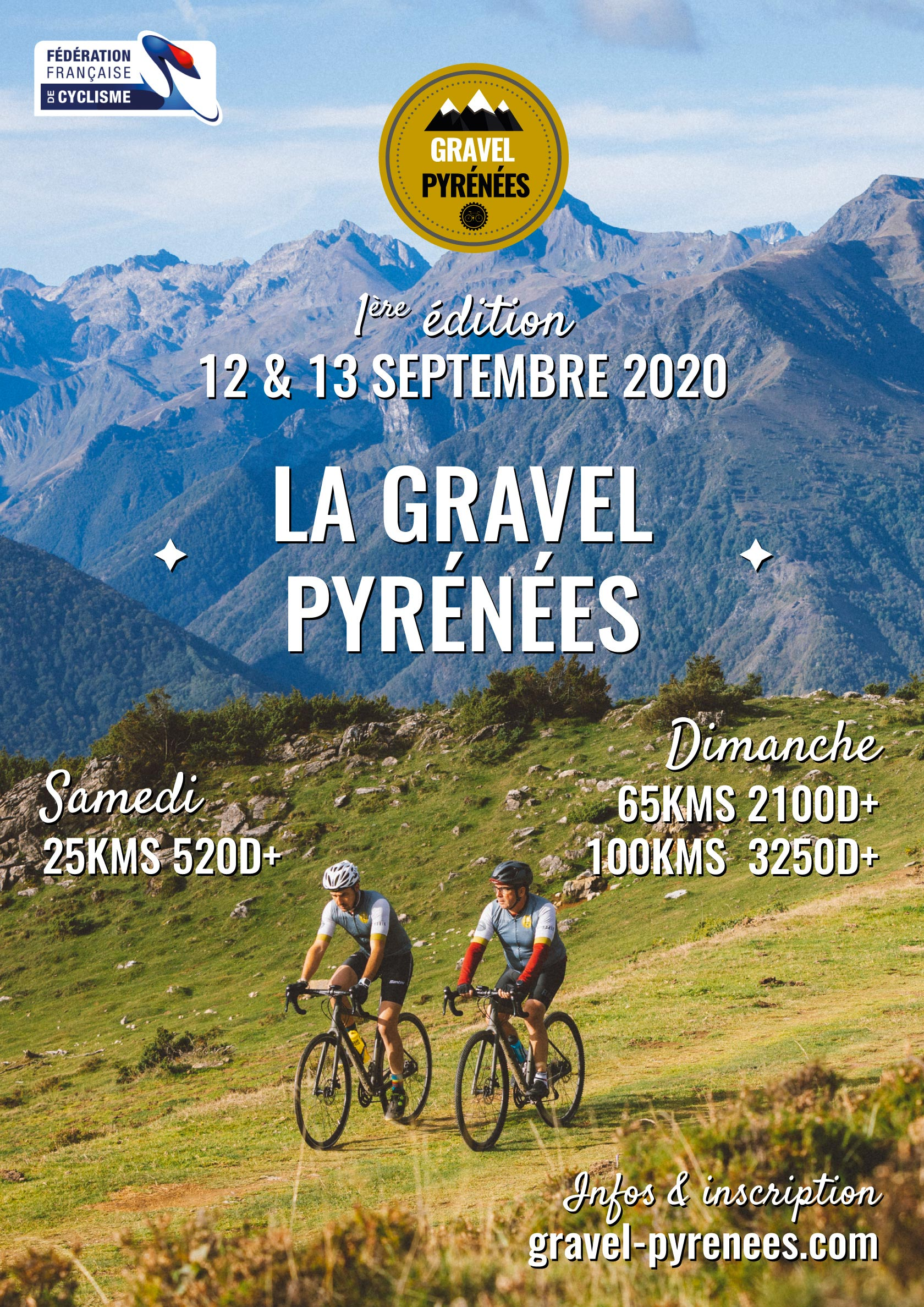 Gravel Pyrénées