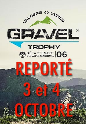 Gravel Trophy reporté