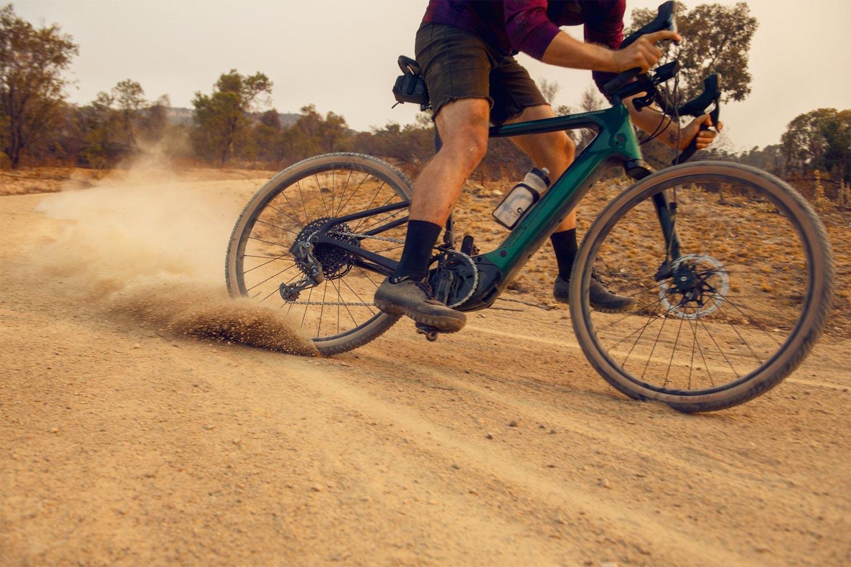 Nouveautés vélo de gravel Cannondale Topstone Lefty