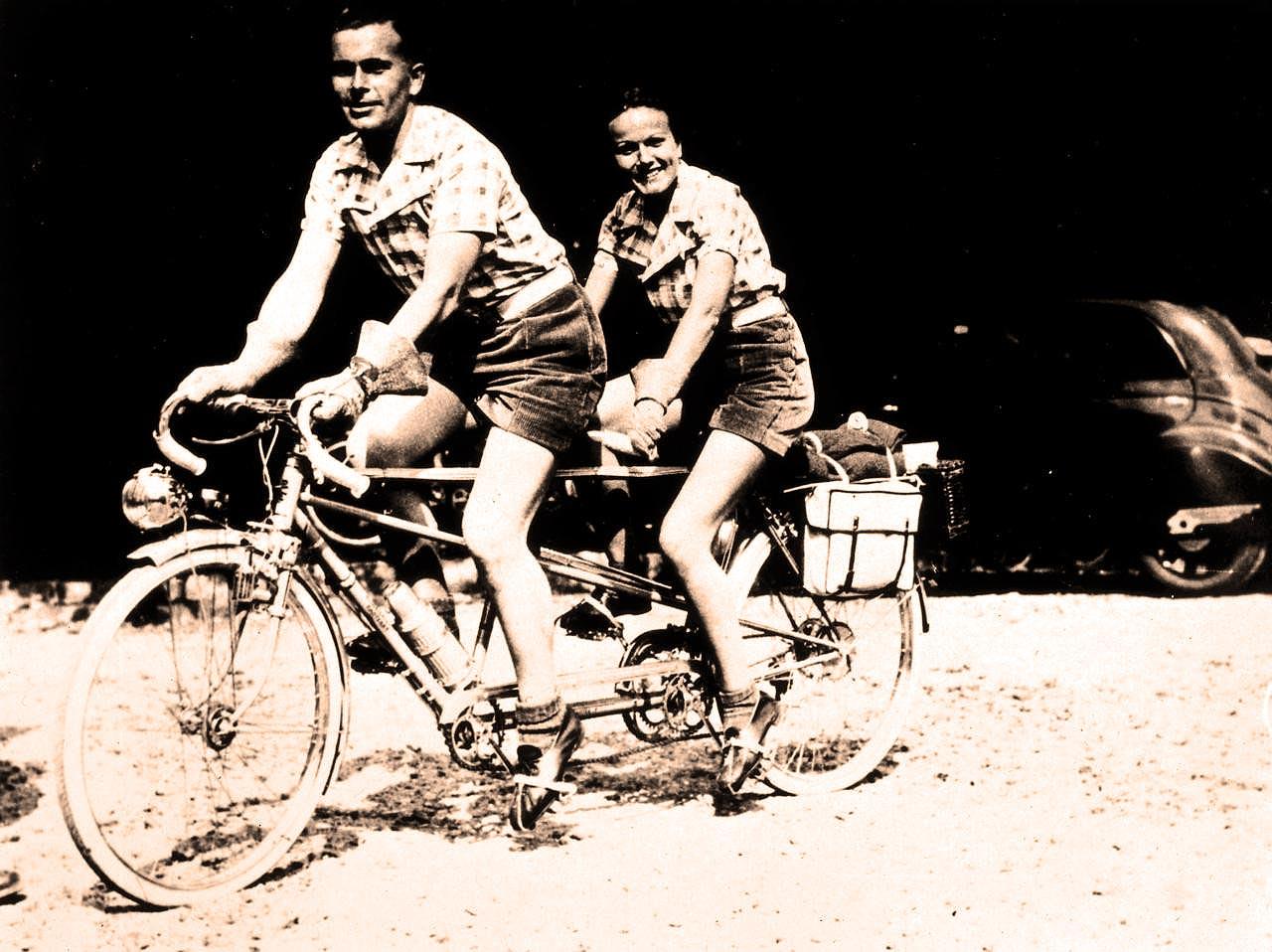 Le vélo et l'après
