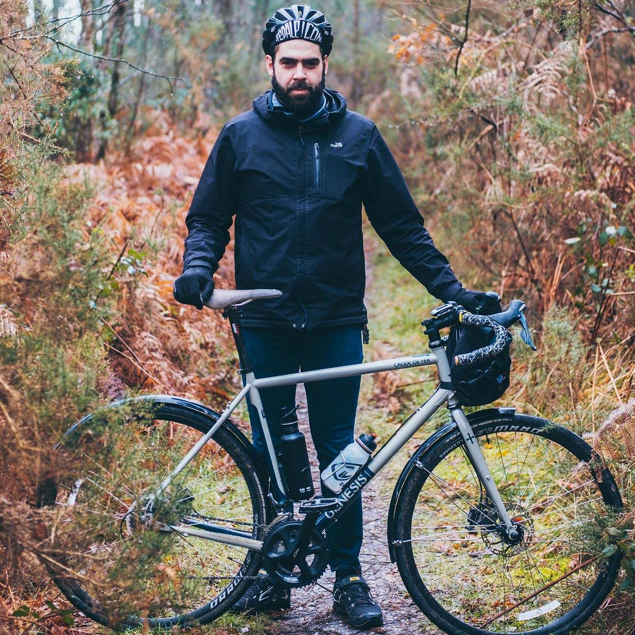 Atelier Rebié création de sacoches de bikepacking