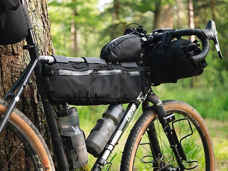 Copra Bikepacking
