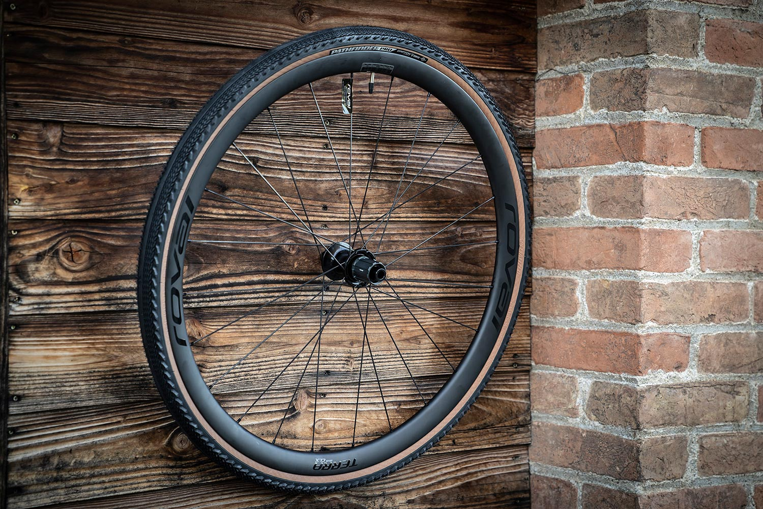 Specialized roues Rovel