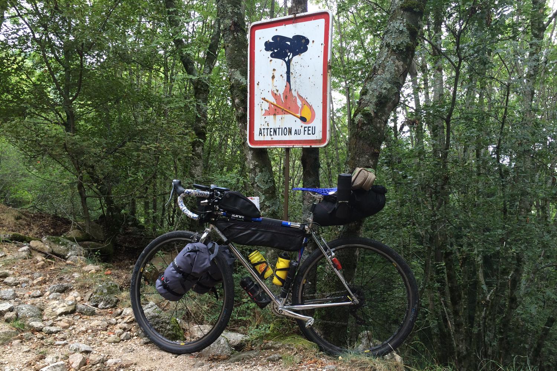 DFCI gravel track sunn cycloss bikepacking adventure aventure