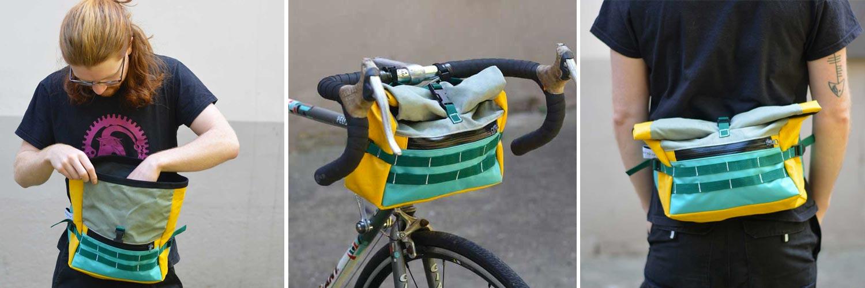 Les rookies du Bikepacking