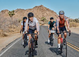 Rapha + Outdoor Voices équipements cyclistes féminins