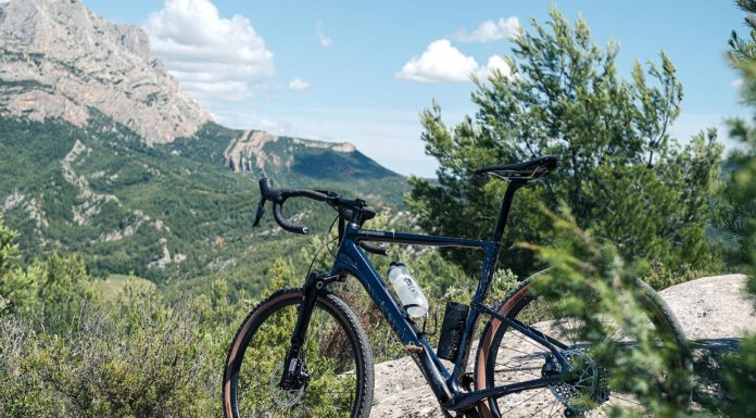 Test du Cannondale Topstone Lefty 1