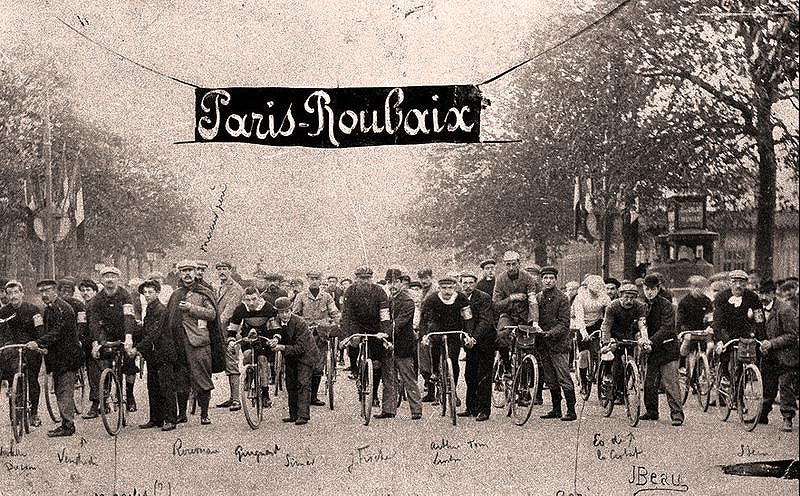 Paris - Roubaix 1896