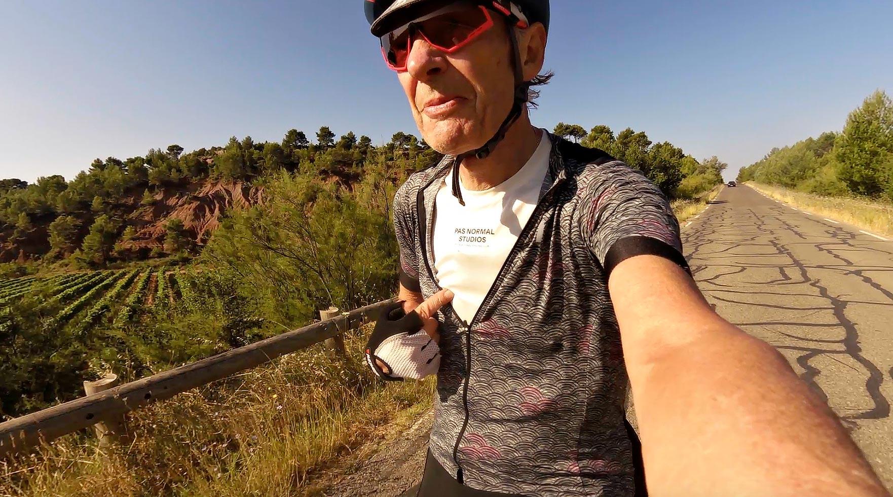 Un été aéré en vélo