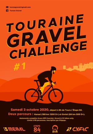 TouraineGravel Challenge